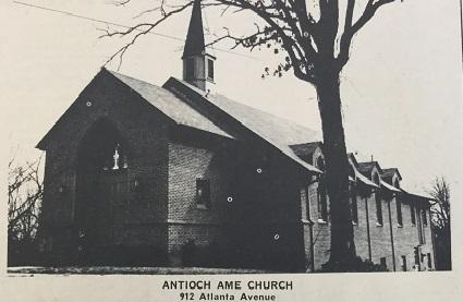 Antioch AME Church From Dec Dek New Ears