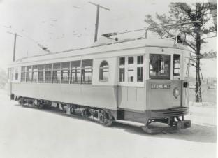 Stone Mountain Streetcar