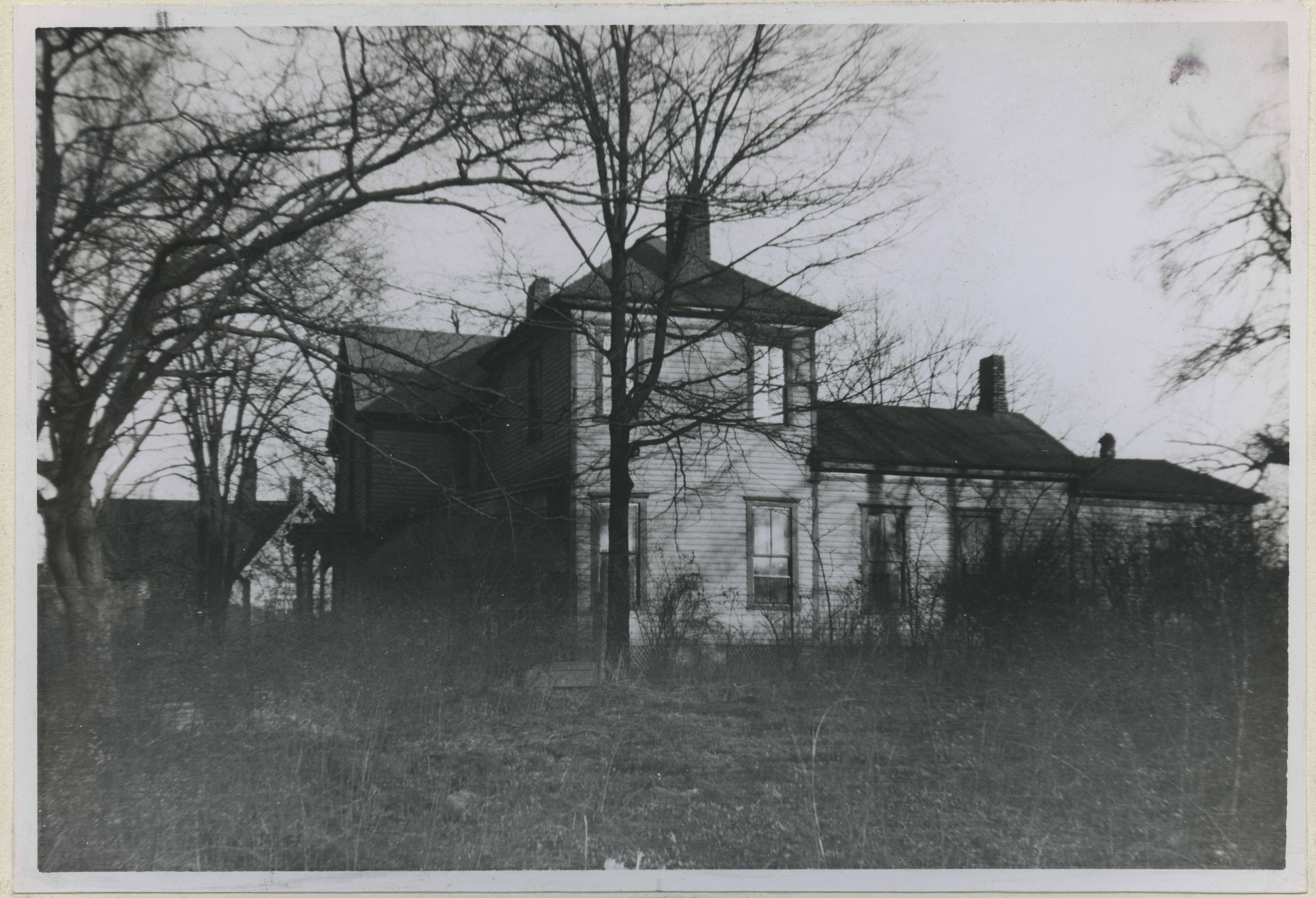DeKalb History Center Blog: VIlla Allegra