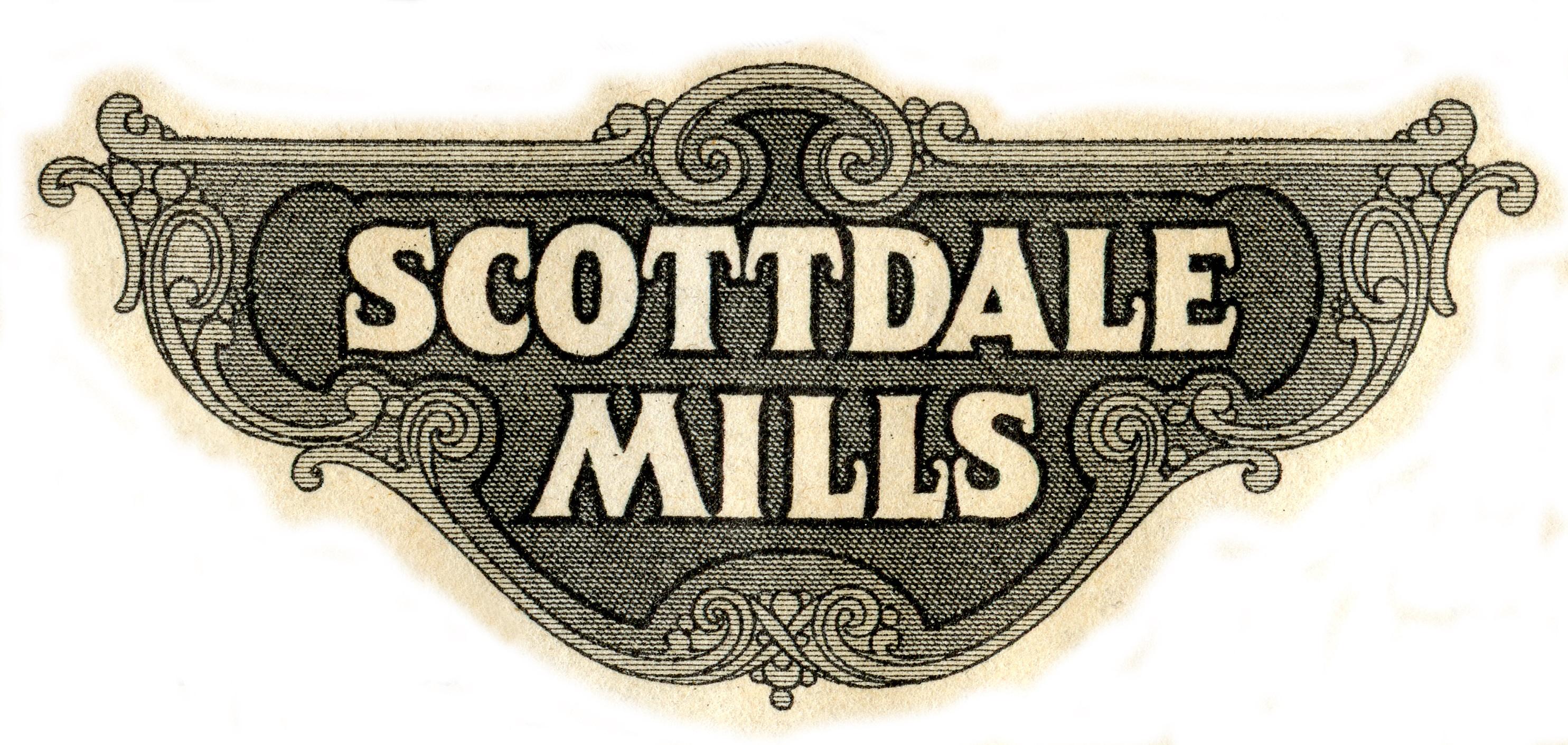 Scottdale Mills logo