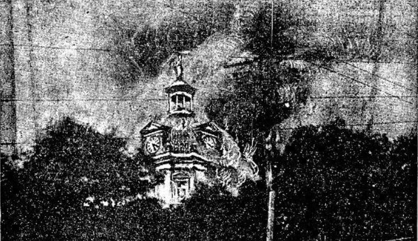 1916 Fire
