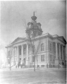 Fourth Courthouse that burned in 1916