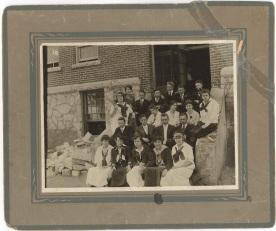 Decatur High School c 1916