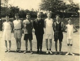 Decatur High School track team 1923