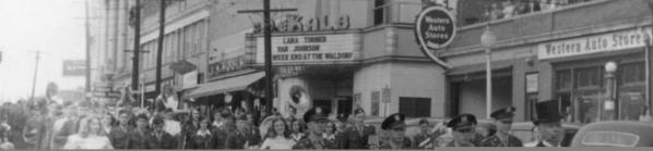 St. Patrick's Day Street Scene by DeKalb Theatre