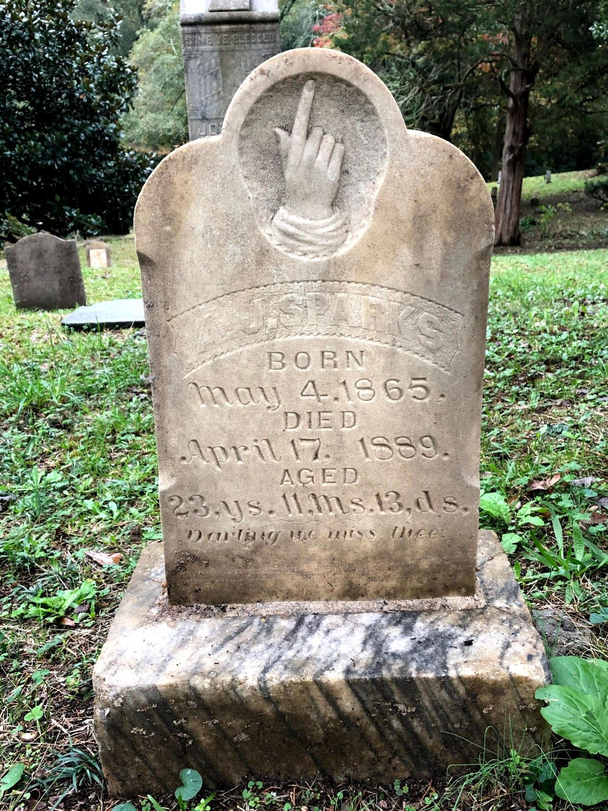 Decatur Cemetery – A Visual Guide to itsSymbolism