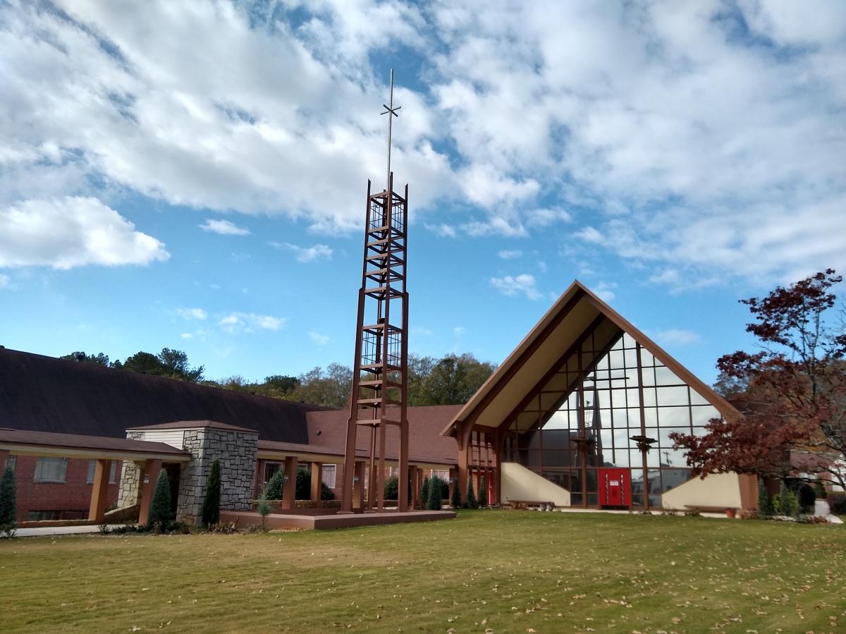 Mid-Century Modern; Worship Spaces in DeKalbCounty